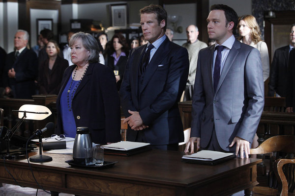 Harry's Law : Foto Kathy Bates, Mark Valley, Nate Corddry