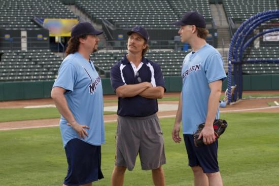Foto Danny McBride, Ike Barinholtz, Matthew McConaughey