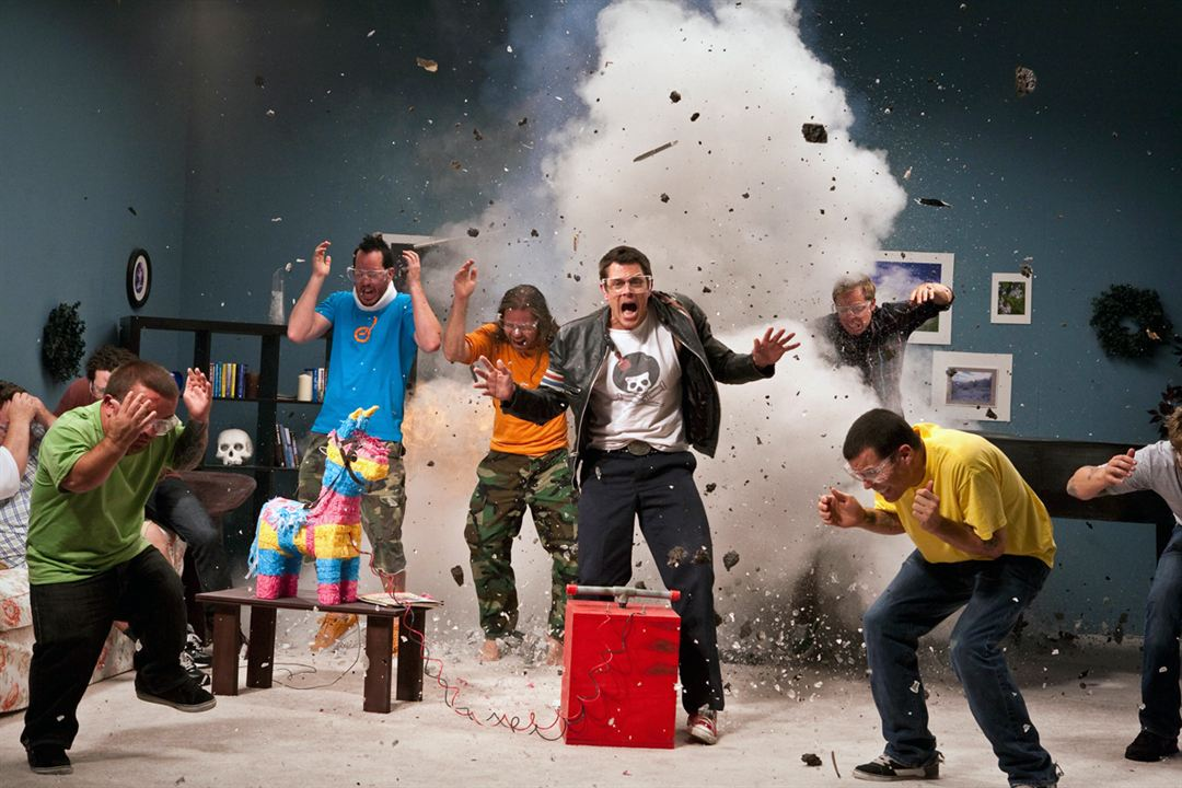 Jackass 3D : Foto Jeff Tremaine, Johnny Knoxville