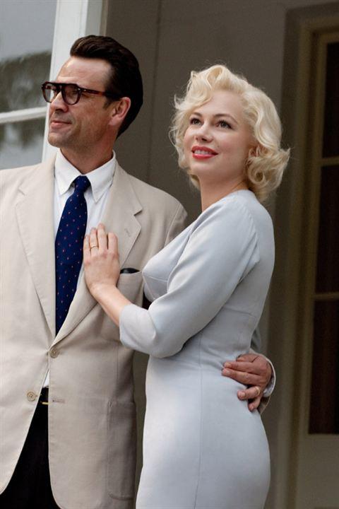 Sete Dias com Marilyn : Foto Dougray Scott, Michelle Williams, Simon Curtis