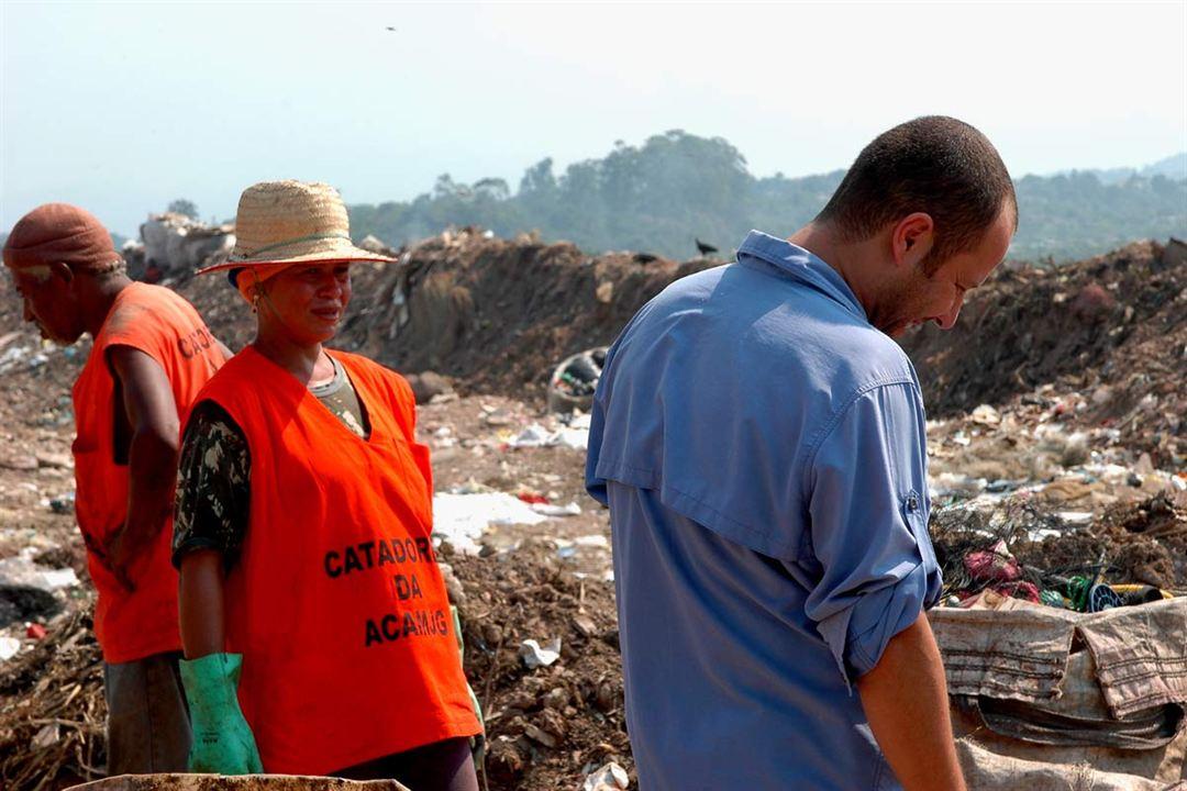 Lixo Extraordinário : Foto Lucy Walker, Vik Muniz