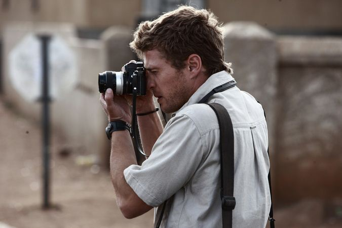 Repórteres de Guerra: Ryan Phillippe