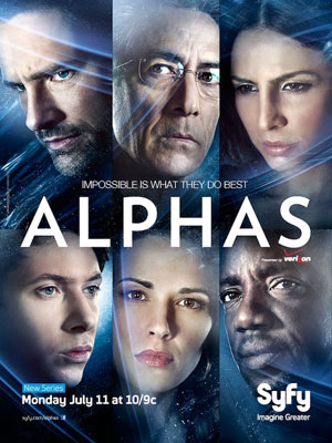 Alphas : Poster