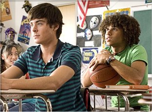 High School Musical 2 : Foto Corbin Bleu, Zac Efron