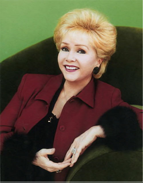 Foto Debbie Reynolds