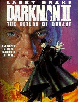 Darkman 2 - A Volta de Durant