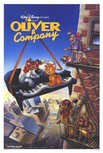 Oliver e Seus Companheiros