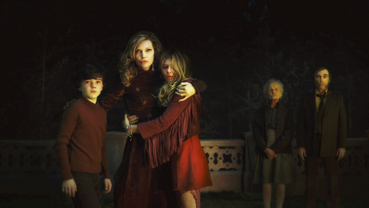 Sombras da Noite : Foto Chloë Grace Moretz, Gulliver McGrath, Jackie Earle Haley, Michelle Pfeiffer
