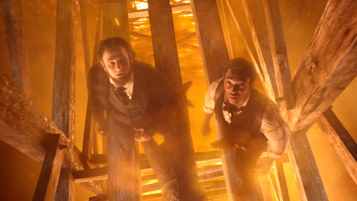 Abraham Lincoln: Caçador de Vampiros: Benjamin Walker
