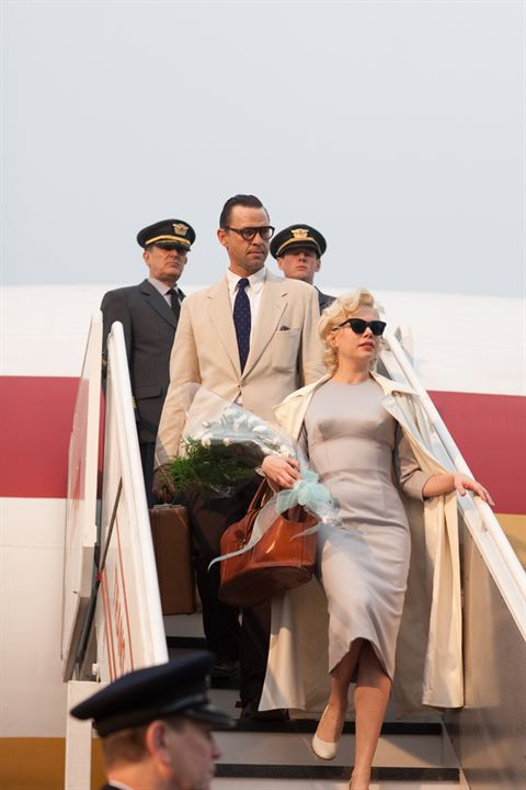 Sete Dias com Marilyn : Foto Dougray Scott, Michelle Williams