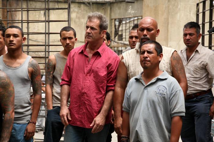 Plano de Fuga: Mel Gibson