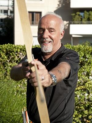 Foto Paulo Coelho