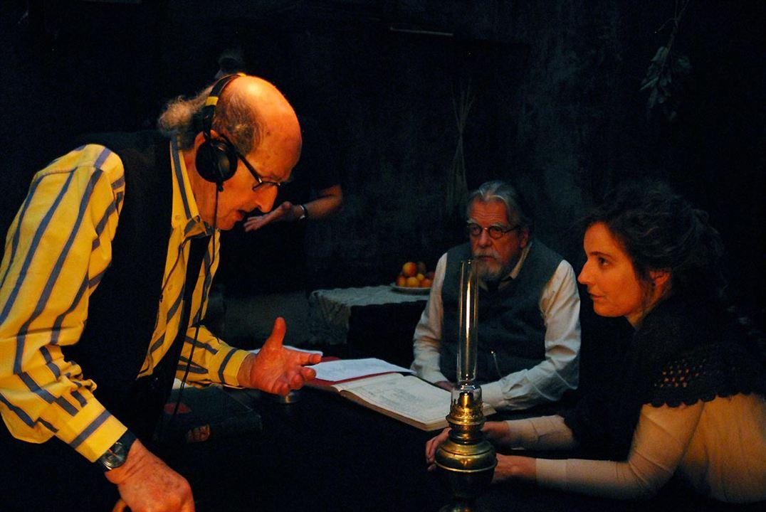 O Gebo e a Sombra: Leonor Silveira, Manoel de Oliveira, Michael Lonsdale