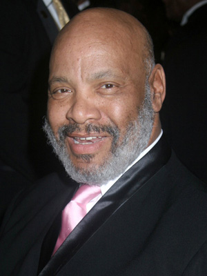 Poster James Avery