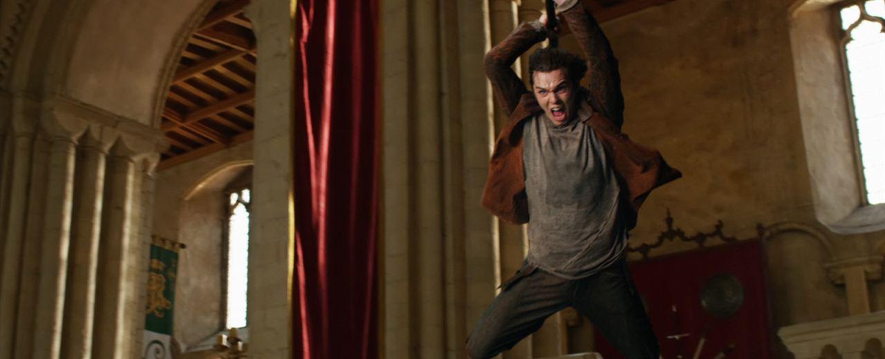 Jack, o Caçador de Gigantes: Nicholas Hoult
