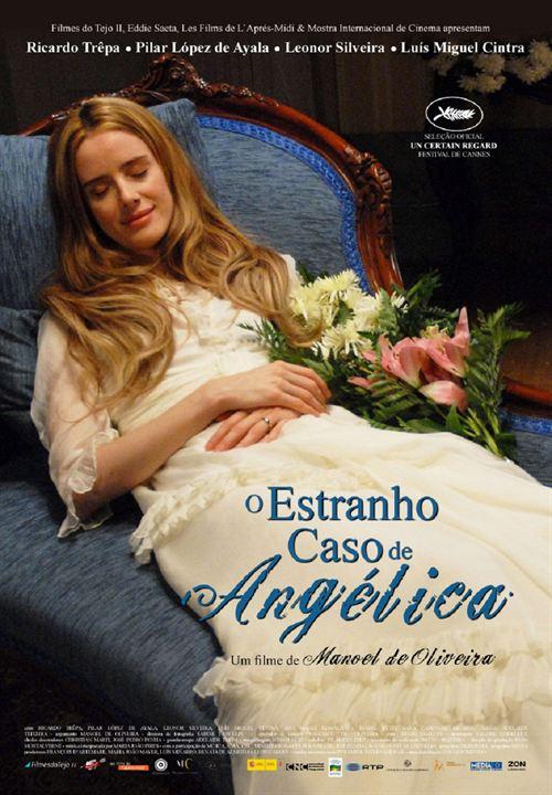O Estranho Caso de Angélica poster - Foto 2 - AdoroCinema
