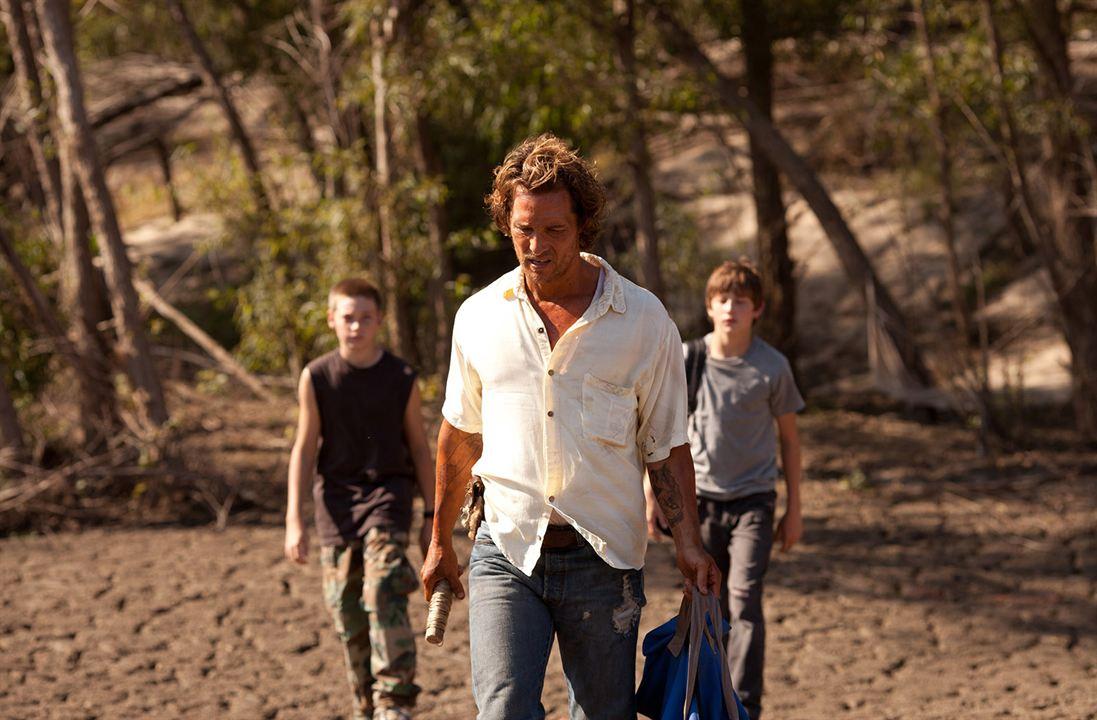 Amor Bandido : Foto Jacob Lofland, Matthew McConaughey, Tye Sheridan