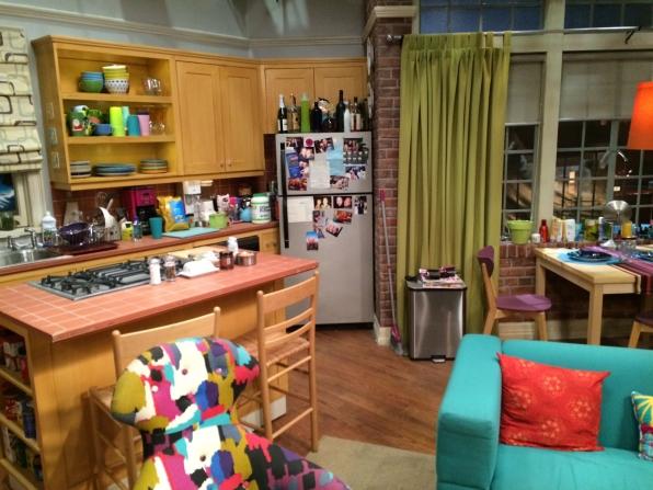The Big Bang Theory: Cozinha de Penny