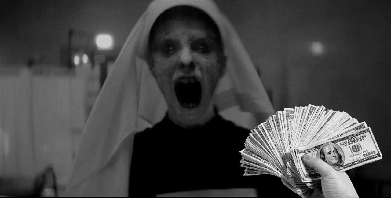 Filmes de terror que voltam do além para assombrar sua carteira.