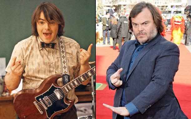 Dewey Finn/Ned - Músico/Professor
