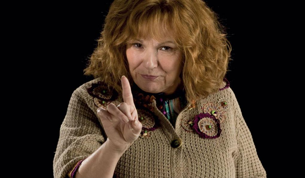 Julie Walters (Molly Weasley)