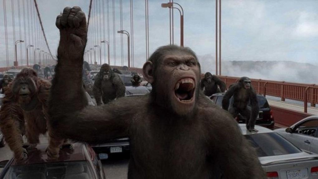 Dose Dupla Planeta dos Macacos (A partir das 21h00 - Fox)