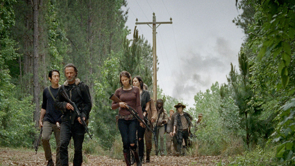 Maratona de The Walking Dead (A partir de 09h40 - Fox)