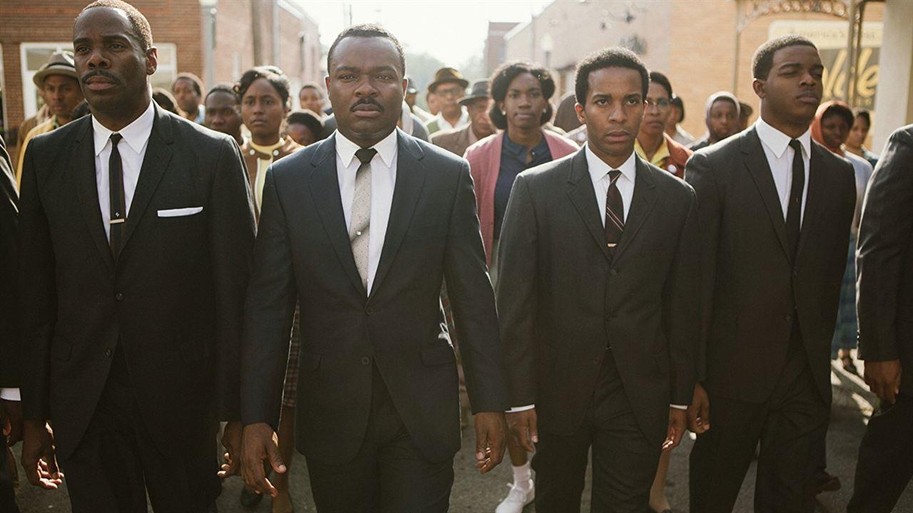 Selma - Uma Luta Pela Igualdade (EUA, Reino Unido, França, 2014)