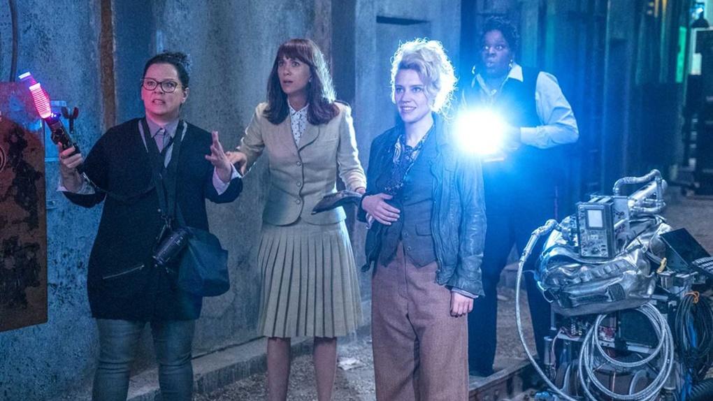 Caça-Fantasmas (22h00 - HBO Plus)