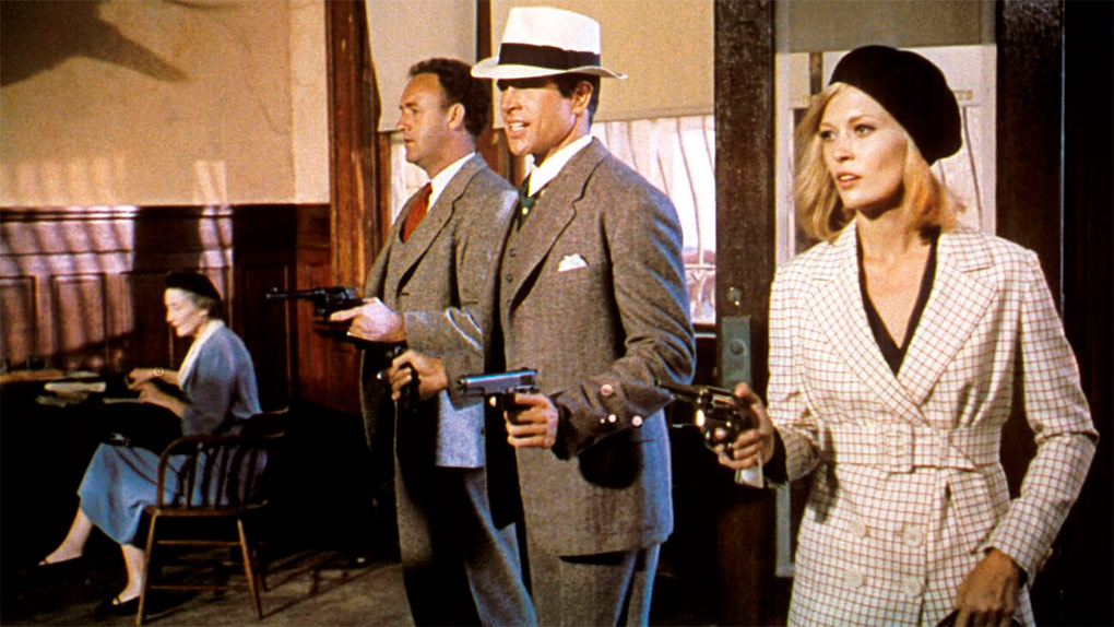 Bonnie e Clyde - Uma Rajada de Balas (1967)