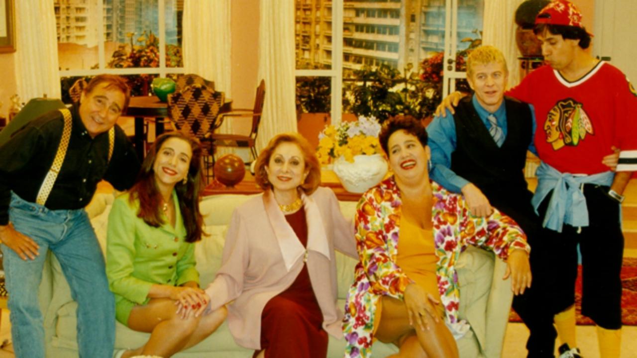 Sai de Baixo se tornou uma das maiores sitcoms do Brasil.
