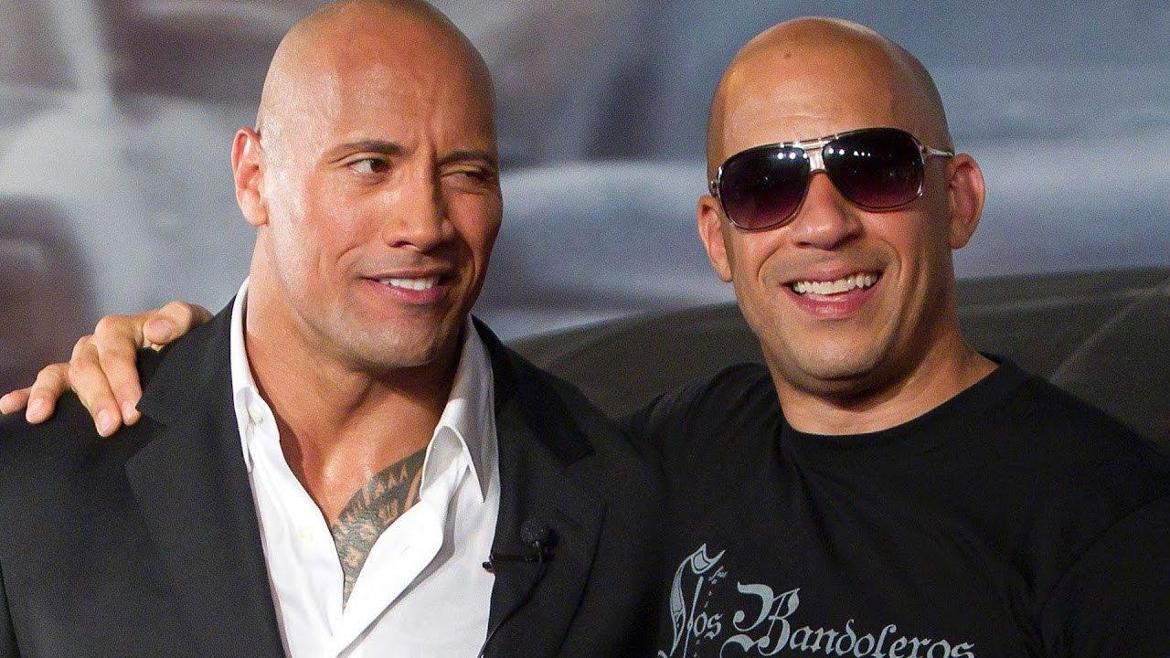 Hobbs & Shaw: The Rock agradece Vin Diesel pelo sucesso do filme - Notícias  de cinema - AdoroCinema