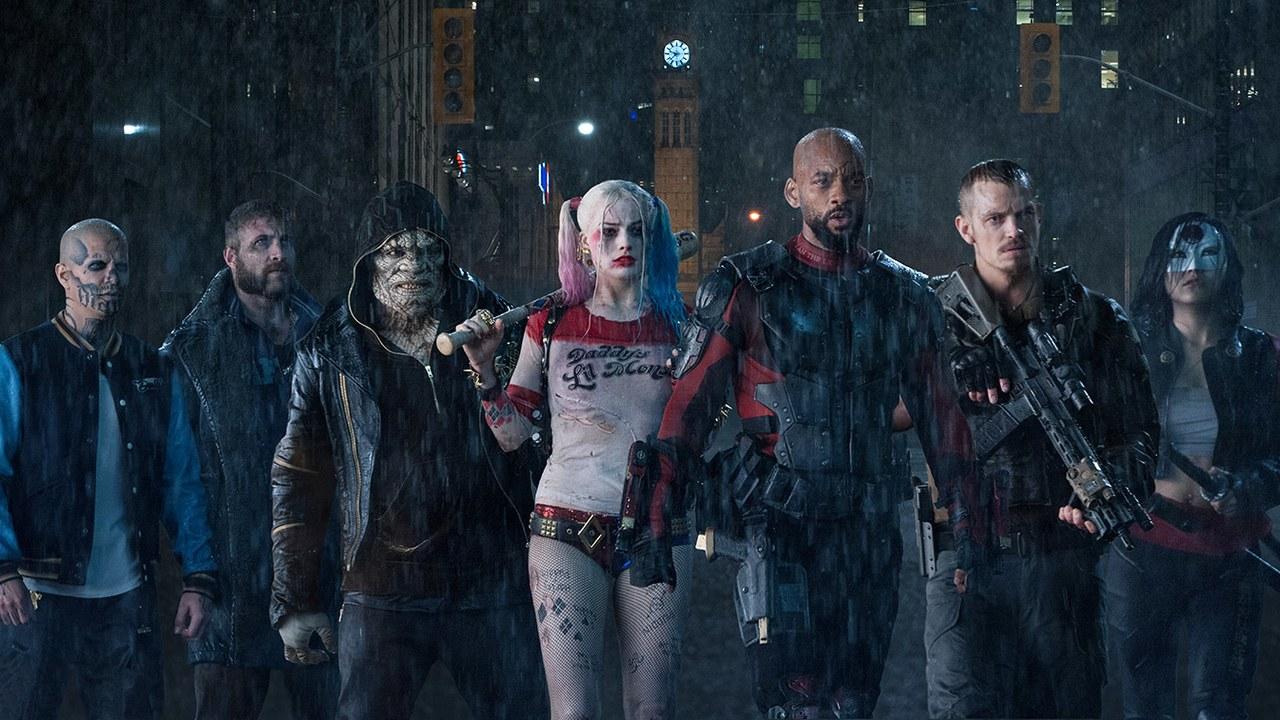 O Esquadrão Suicida: Margot Robbie e John Cena aparecem em fotos inéditas  do filme da DC - Notícias de cinema - AdoroCinema