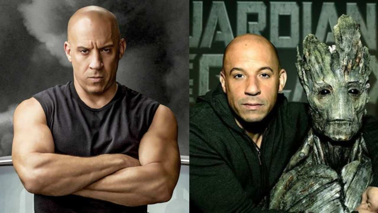 Dom Toretto - Groot