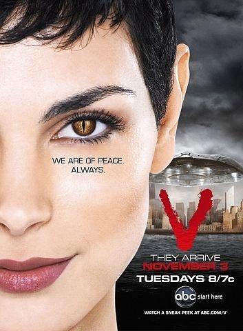 V (2009) : Poster