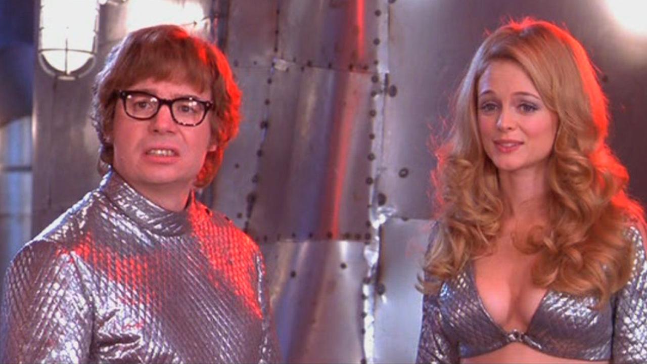 """Austin Powers - O Agente """"Bond"""" Cama"""