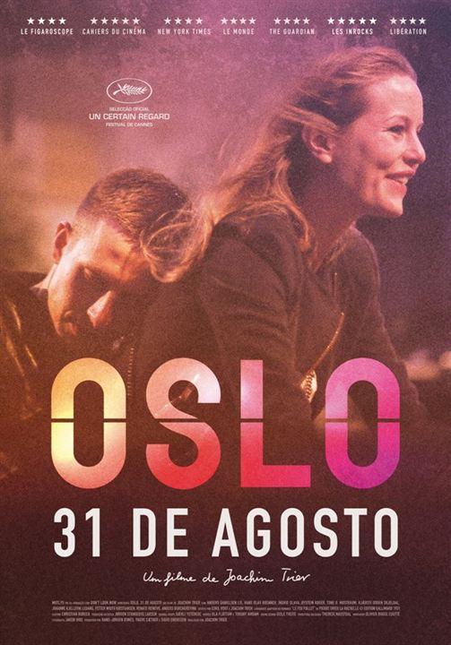 Oslo, 31 de Agosto poster - Foto 2 - AdoroCinema