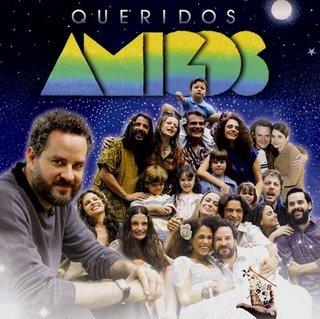 Queridos Amigos : Poster