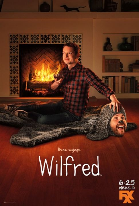Wilfred (2011) : Poster