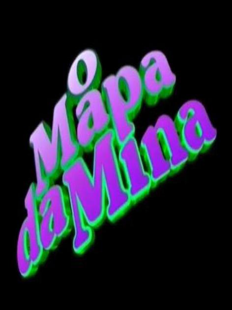 O Mapa da Mina : Poster
