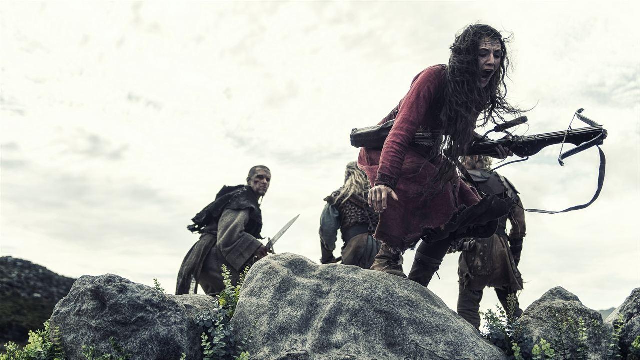 A Saga Viking : Foto Charlie Murphy (II)