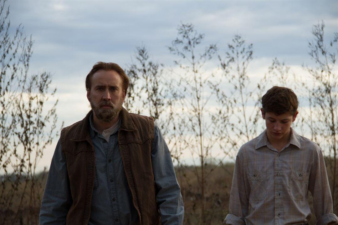 Joe : Foto Nicolas Cage, Tye Sheridan