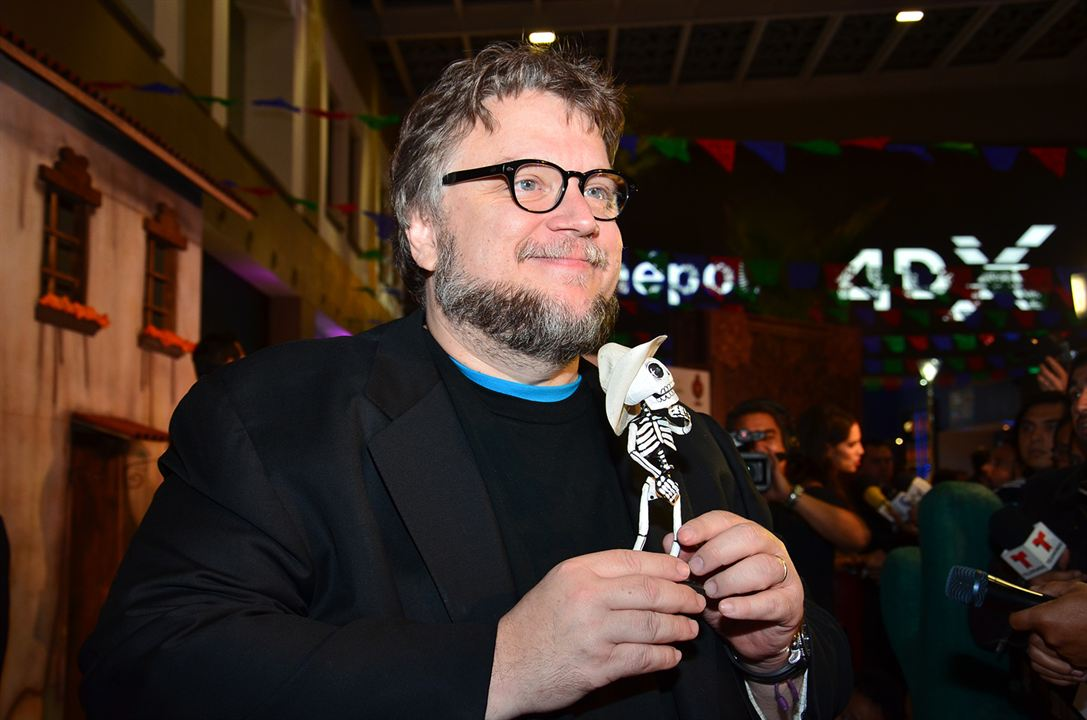 Festa no Céu: Guillermo del Toro