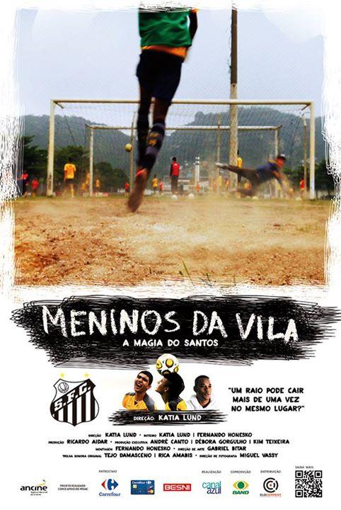 Meninos da Vila - A Magia do Santos
