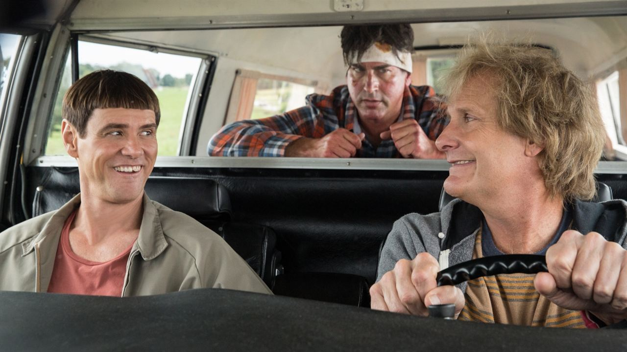 Debi & Lóide 2 : Foto Jeff Daniels, Jim Carrey, Rob Riggle