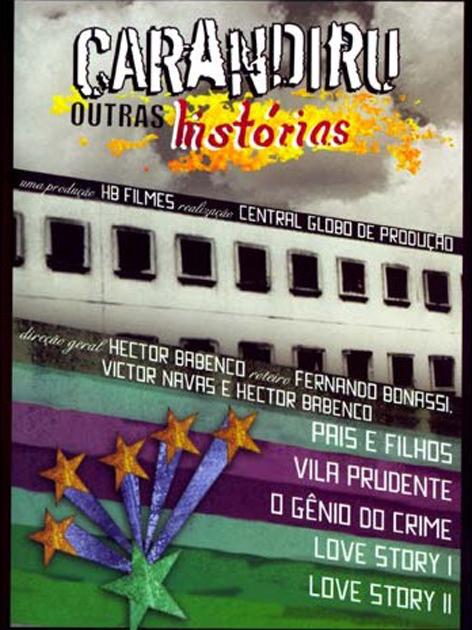 Carandiru : Poster