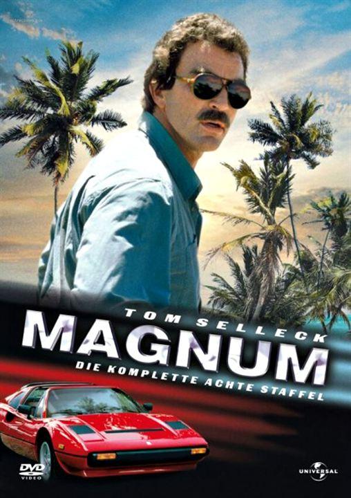 Magnum, P.I. (1980) : Poster
