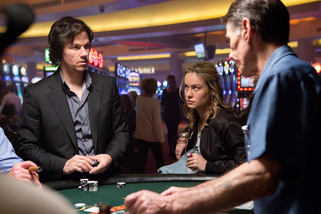 O Apostador : Foto Brie Larson, Mark Wahlberg