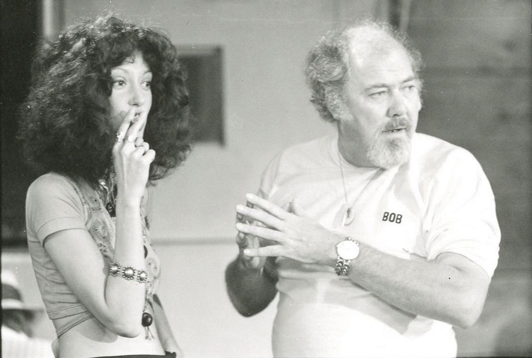 Altman, um Cineasta Americano : Foto Robert Altman, Shelley Duvall