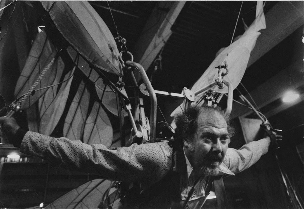 Altman, um Cineasta Americano : Foto Robert Altman